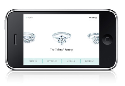 Get Bejeweled with Tiffany & Co.'s new iPhone App!