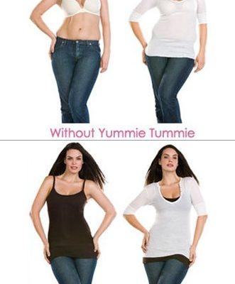 Yummie Tummie Nursing Tanks for The Postpartum Belly