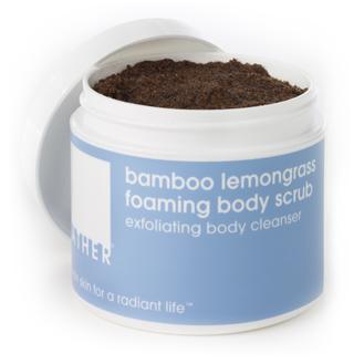 Review: LATHER Bamboo Lemongrass Body Scrub