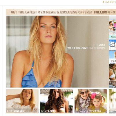 Great Bikinis And Great Customer Service at ViX