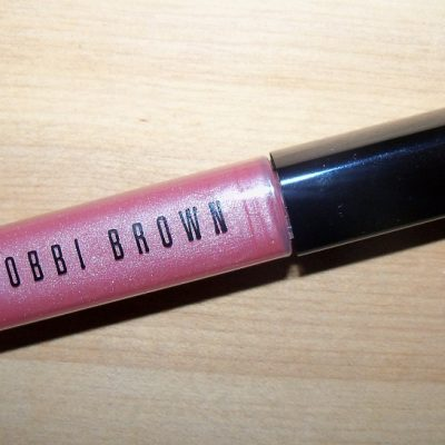 Bobbi Brown Denim & Rose Collection – Raspberry Shimmer Lip Gloss Review, Photos