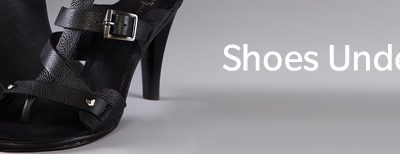 Today at HauteLook: Shoes Under $100