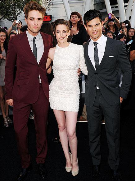 Menswear from the Twilight Premiere