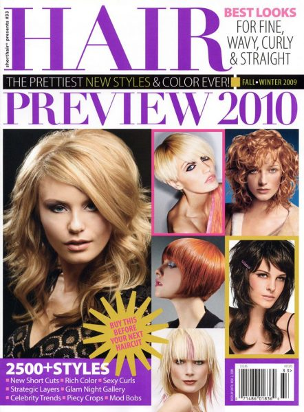 Fall 2010 Hair Trends, Hairstyles, & Hair Cuts