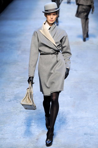 Fall 2010 Fashion Trends: Menswear for Women