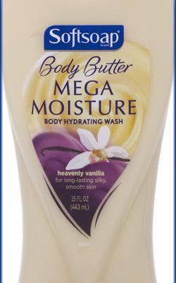 Review: Softsoap Body Butter Mega Moisture in Heavenly Vanilla