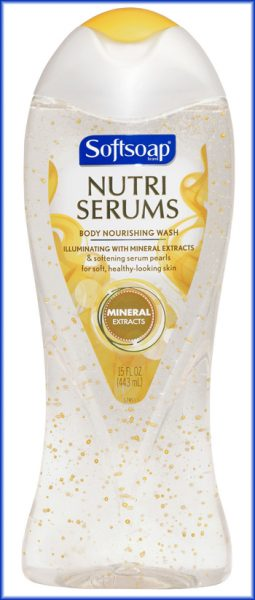 Review: Softsoap Nutri Serums Mineral Extracts