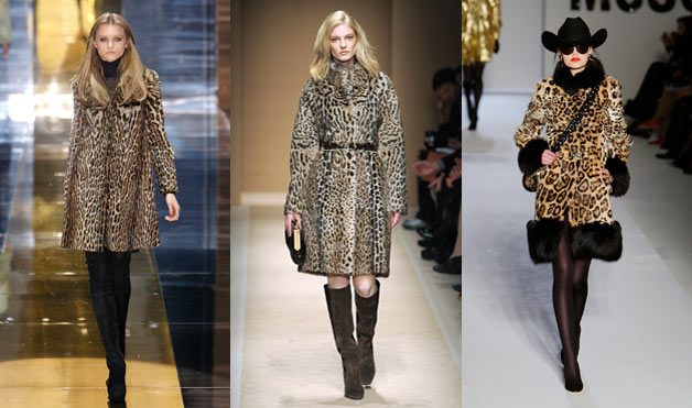 Fall 2010 Fashion Trends: Animal Prints
