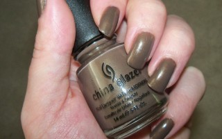 China Glaze Vintage Vixen Collection Swatches & Review of Ingrid