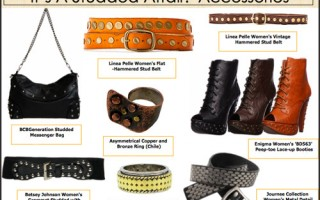 Studded Accessories at Overstock.com