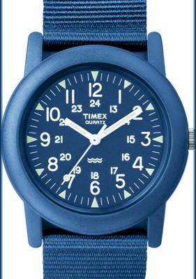 Get Preppy with Timex