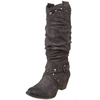 Loving My Eddie Moran Lola Knee High Boots