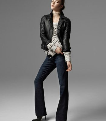 Trend Alert: Flared Denim for Fall 2010