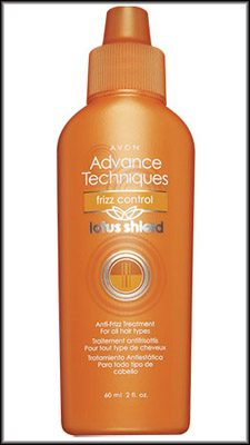 Review Series: Avon Lotus Shield Frizz Control- Part 5