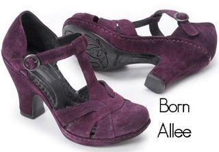 Barking Dog Shoes Presents Born Zola & Born Allee