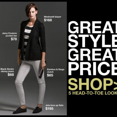 Great Style Great Price at Shopbop.com