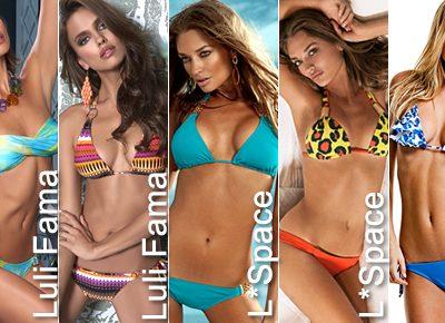 Swimwear 2011 Trends Reveal a Colorful Season