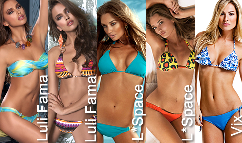 Swimwear 2011 Trends Reveal a Colorful Season