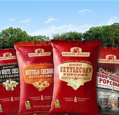 Gift Idea Under $5: Popcorn Indiana