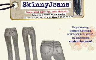 Skinny Jeans That Really Make You Look Skinny!