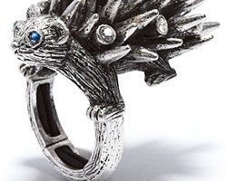 Hedgehog RIng $48 at RachelRoy.com