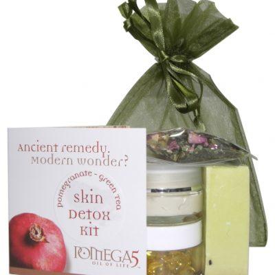 Pomega5 Green Tea Skin Detox Giveaway *CLOSED*