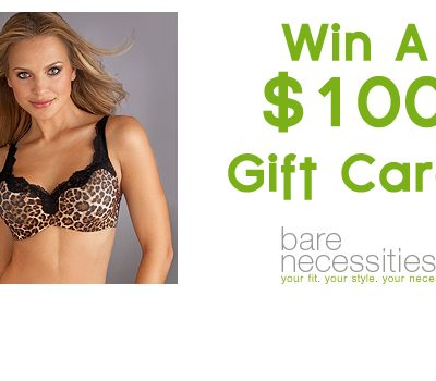 Day 12 – BareNecessities.com Giveaway *CLOSED*