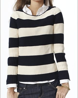 1 For You, 1 To Gift – Nautica Sweater Giveaway *CLOSED*