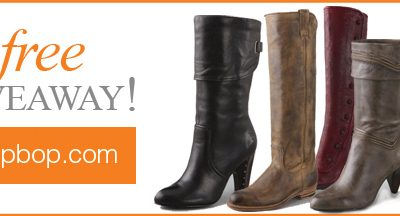 Day 1 – Shopbop.com Frye Boots Giveaway *CLOSED*