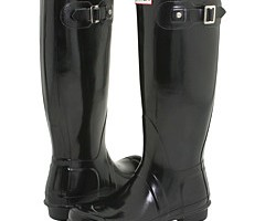 Hunter Original Gloss $125 - $175 at Zappos.com