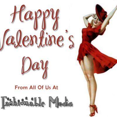 Happy Valentine's Day Ladies!