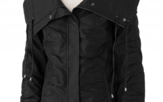 Deal Of The Day: Faux-Leather Jacket