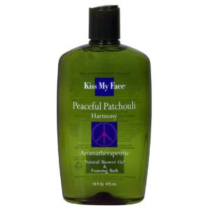 Kiss My Face Patchouli Skin Care Products