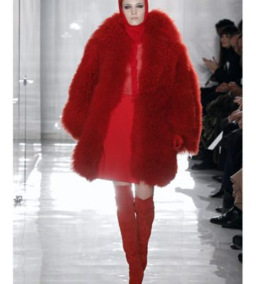 Top Trends from New York Fashion Week Fall 2011