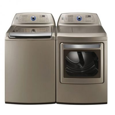 Review of Kenmore Elite Top Load Washer & Dryer