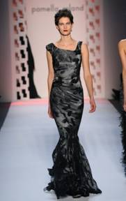 Fashion Week Highlight: Pamella Roland Fall 2011 New York