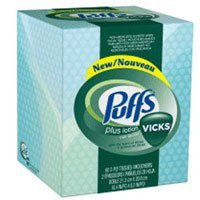 Puffs Plus Lotion Facial Tissues Tips On Allergies
