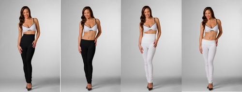 Cigarette Legging Shapewear Pants from Sassybax