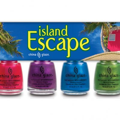 China Glaze Summer 2011