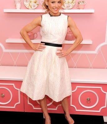 Kelly Ripa's Tea Party For a Cause