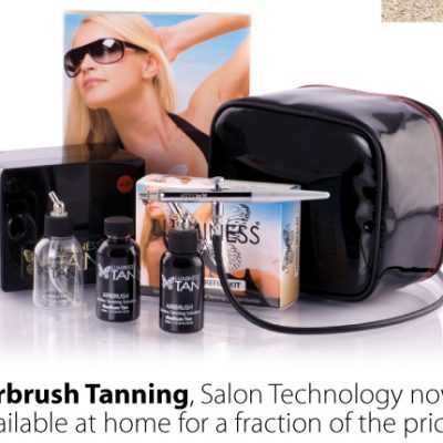 Luminess® Tan Airbrush Tanning System Giveaway *CLOSED*