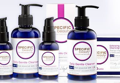 Specific Beauty™ Skin Care Giveaway- *CLOSED*