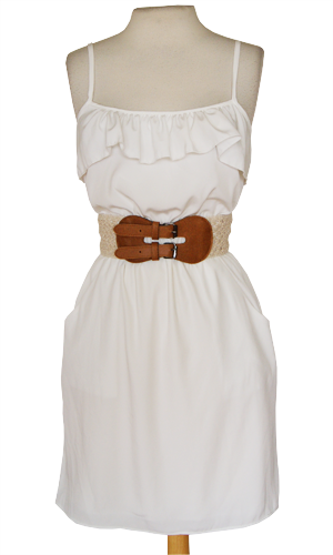 Sun Kissed Society Dress from Conversation Pieces