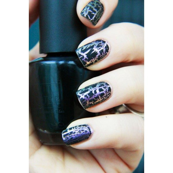Have You Tried Black Shatter Nail Polish?