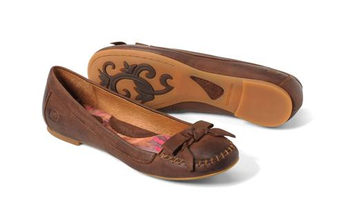Born Louise Comfortable Ballet Flats Review