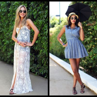 Check Out the Fashion from Coachella