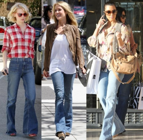 Retro 70s Denim? Yes, Please. - The Fashionable Housewife