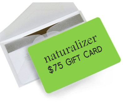 Naturalizer $75 Gift Card Giveaway *Closed*