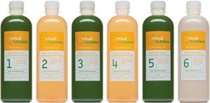 Ritual Cleanse Organic Raw Juice Fast Review