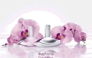 Calvin Klein Euphoria + FREE Orchid Plant with Purchase